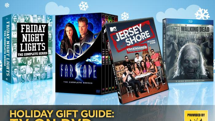 Holiday Gift Guide: TV on DVD