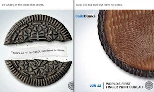 5 Social Media Lessons to Learn from Oreo image oreo funny engagement