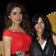 Ekta Kapoor Visits Film Set After Two Years To Thank Priyanka Chopra