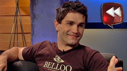 Sam Witwer On Shooting the Being Human Finale