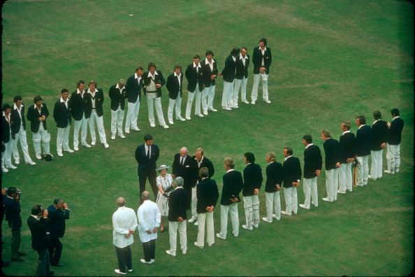 England v Australia, 2nd Test, Lord's, July 1975