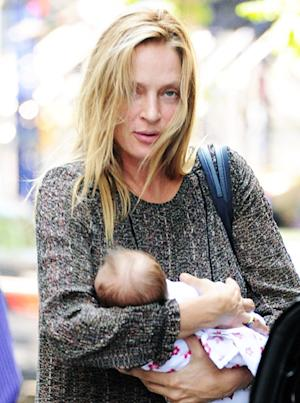 Uma Thurman Reveals Daughter's Long Full Name