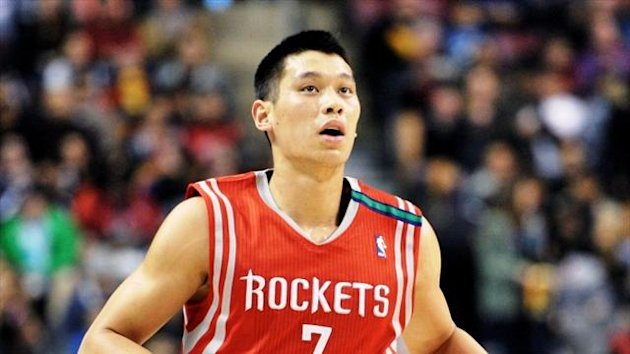 Houston Rocets guard Jeremy Lin (Reuters)