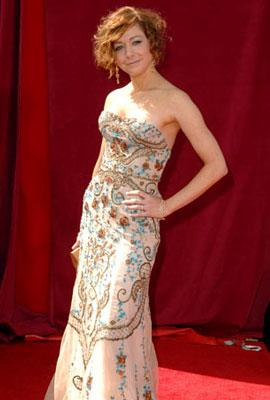 Alyson Hannigan 57th Annual Emmy Awards Arrivals - 9/18/2005