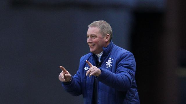 Scottish Football - McCoist dismisses talk of boardroom rift