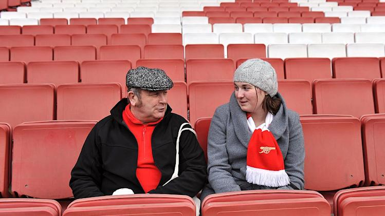 Arsenal season-ticket holders' disgust at £132 Bayern Munich tickets