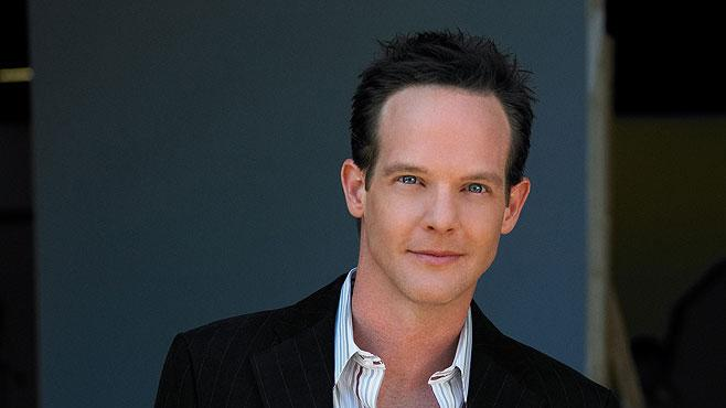 Jason Gray-Stanford stars as Lt. Randall Disher in Monk on the USA Network.