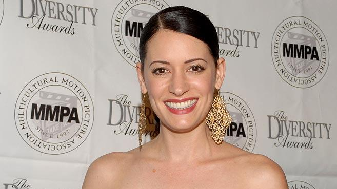 Paget Brewster at the 2006 Diversity Awards.