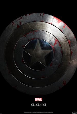 'Captain America: The Winter Soldier' First Look Movie Poster Released (Photo)