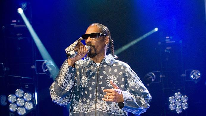 Snoop Dogg Bush Empire Cncrt