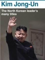 Kim Jong-Un's official titles. The title of Marshal was held by both Jong-Un's father, Kim Jong-Il, and his grandfather Kim Il-Sung, North Korea's founding father