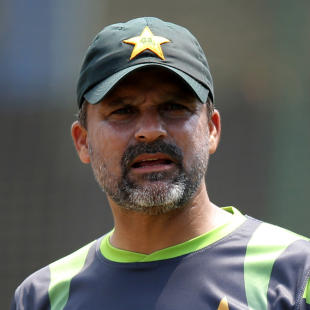 Moin appointed to manage Pakistan team