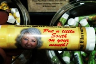 Paula Deen's butter lip balm, courtesy of hollybailey.tumblr.com