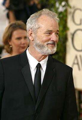 Bill Murray Golden Globes - 1/25/2004