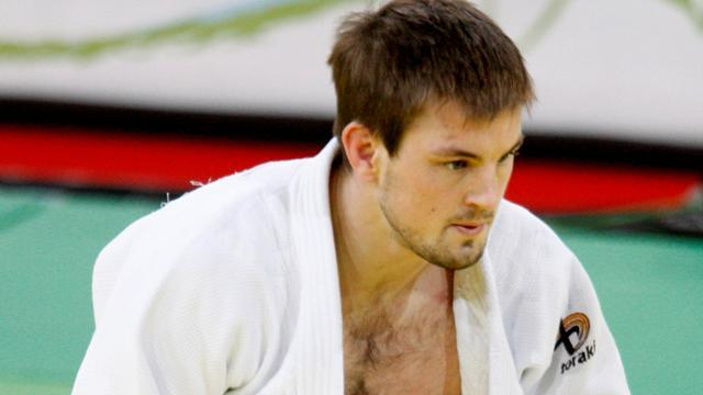 Judo - Britain's Oates wins shock bronze