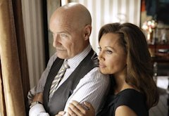 Terry O'Quinn and Vanessa Williams | Photo Credits: Patrick Harbron/ABC