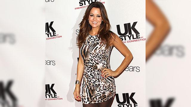 Brooke Burke's Sweat and Butt Wiping
