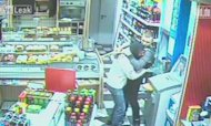 Armed Robbery Victim Reduces Suspect To Tears