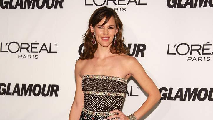 Jennifer Garner attends The Glamour Magazine 2007 Women of The Year Awards.