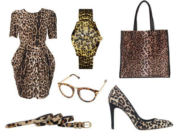 Bring Out Your Wild Side with Sexy Leopard Print [Lust List]