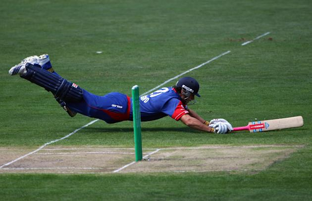 New Zealand v England - 5th ODI