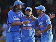 Ishant Sharma and Umesh Yadav
