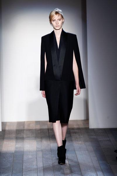Victoria Beckham AW13 at New York Fashion Week Image © Getty