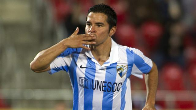 Spanish Liga - Saviola helps Málaga down Mallorca