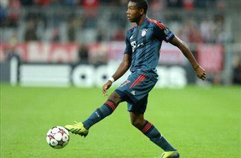 Alaba signs new Bayern Munich deal