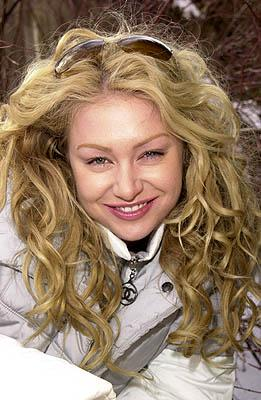 Portia de Rossi of Women In Film Sundance Film Festival 1/24/2001