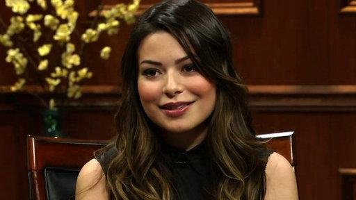 """iCarly"" Actress Miranda Cosgrove On Being Kicked Out of Class"