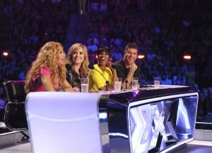 'X Factor' Season 3 First Look: New Judges Kelly Rowland, Paulina Rubio at Charleston Auditions (Photos)