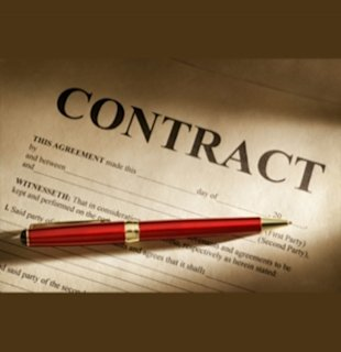 Contracts should always be an exchange for any transaction in the literary industry.