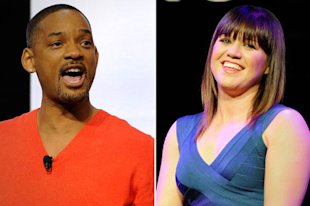 Will Smith & Kelly Clarkson