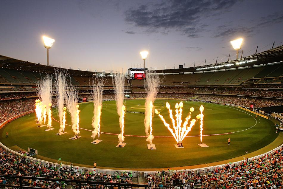 Big Bash League - Stars v Strikers