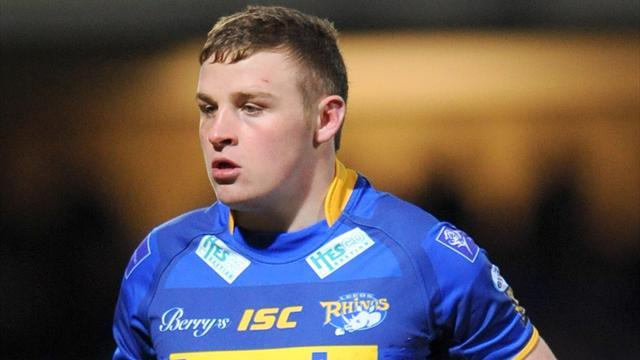 Rugby League - Singleton moves to Wakefield