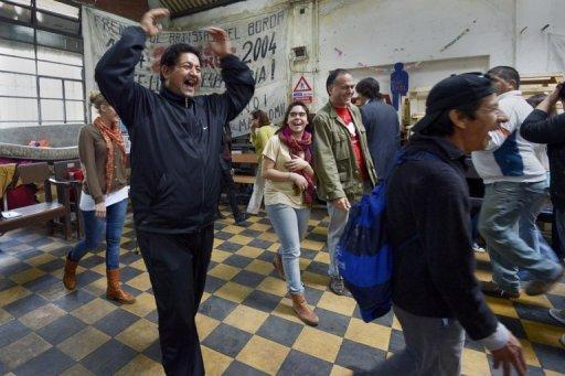 Hundreds of patients at Argentina's biggest mental hospital are turning fine arts training into real ability