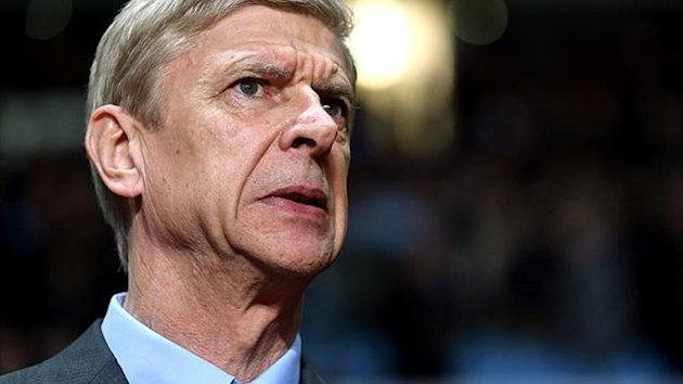 Arsene Wenger, Arsenal manager (PA Photos)