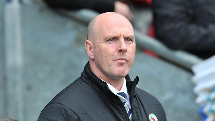 Steve Kean, pictured, was full of praise for two-goal hero Jordan Rhodes