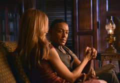 Kim Raver and Giancarlo Esposito | Photo Credits: Brownie Harris/NBC