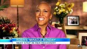 Robin Roberts Announces Return Date to 'GMA'