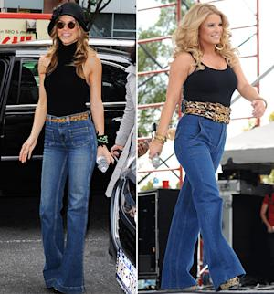 AnnaLynne McCord Copies Jessica Simpson's Mom Jeans
