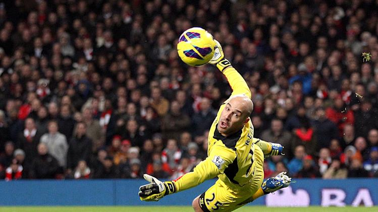 Soccer - Pepe Reina File Photo