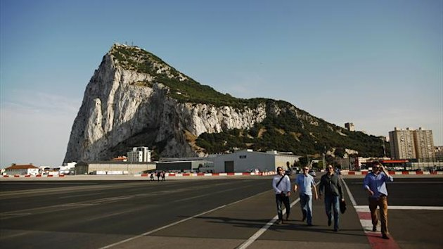 Rock of Gibraltar (Reuters)