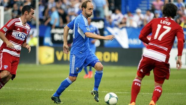 "Justin Mapp proving his worth for Montreal Impact: ""Every time he gets the ball, something's happening"""