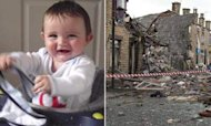 Gas Blast: Man Admits Two-Year-Old's Killing