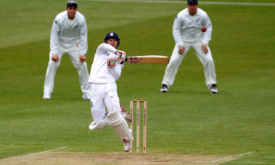 England Lions v New Zealand - Day Three