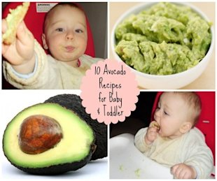 10 baby-friendly avocado recipes