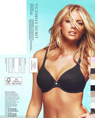 Unforgettable Kate Upton moments: Victoria's Secret