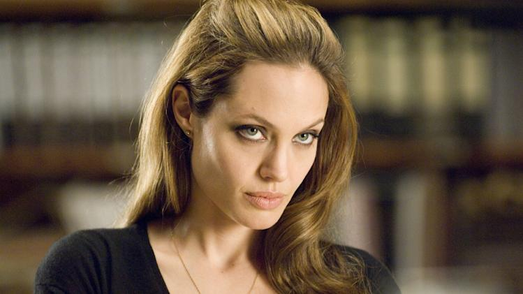 Universal Pictures Wanted 2008 Angelina Jolie Clone